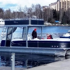 СЛИП И ТЕСТЫ TAHOE FUNSHIP ENTERTAINER 2785