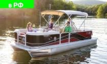 Понтонная лодка SunCatcher