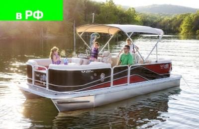Понтонная лодка SunCatcher  V22RC